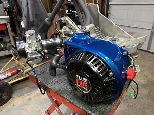 Racing Predator Performance Stage 5 20hp 212 Mini bike Go kart Engine