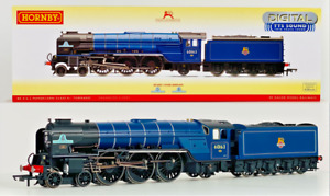 HORNBY 00 GAUGE - R3245TTS - BR BLUE PEPPERCORN CLASS A1 'TORNADO' DCC TTS SOUND