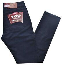 Pantalone uomo fustagno caldo CARRERA jeans 46 48 50 52 54 56 58 60 62 blu Pilor