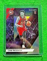 CAM REDDISH PRIZM SILVER ROOKIE CARD HAWKS 2019-20 CHRONICLES RECON BASKETBALL
