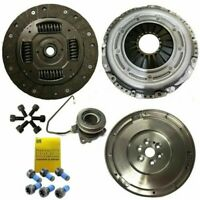 FLYWHEEL, CLUTCH KIT, BOLTS AND CSC FOR OPEL ASTRA H SPORT HATCH 1.9 CDTI 16V