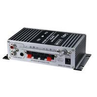 2CH 12V Car Mini MP3 Hi-Fi Stereo Audio Amplifier with USB/SD FM with Remote
