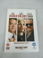 Charlie Wilson's War DVD - Tom Hanks, Julia Roberts, Philip Seymour Hoffman