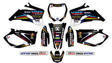 5433 YAMAHA YZF 250 450 2006 2007 2008 2009 DECALS STICKERS GRAPHICS KIT