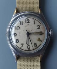 Military Watch WW2 Eta Vintage Lunesa