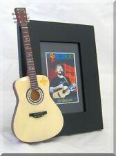 ED SHEERAN  Miniature Guitar Frame