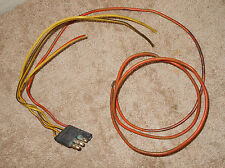 1967 Cougar Stndrd XR7 GT 6.5Litre SEQUENTIAL TAIL LIGHT RELAY MOTOR WIRING PLUG