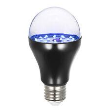 7W 25 LEDs 365nm UV Light Bulb AC100V-240V A19 Ultraviolet Blacklight with H8J1