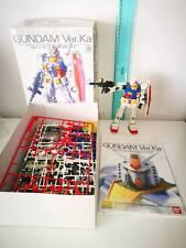 BANDAI MOBILE SUIT RX-78-2 VER.KA 1/100 ROBOT GUNDAM