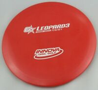 NEW GStar Leopard3 166g Driver Red Innova Disc Golf at Celestial Discs