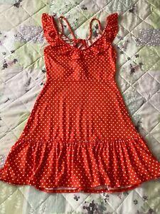 Ladies/Girls UK size 6 ASOS Summer Dress Festival Beach *See Postage Discounts*