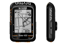 Bryton Rider 450E GPS with the Bryton sport mount