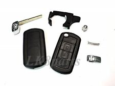 Land Rover LR3 / Discovery 3 05-09 Buttons Remote Key Fob Case New Blade New