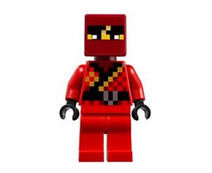 LEGO Minecraft 21160  Kai Minifigure - NEW