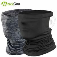 Cooling Face Mask Sun Shield Neck Gaiter Balaclava Neckerchief Bandana Headband