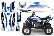 Blue Yamaha Raptor 660 Graphics Decal Kit by Allmotorgraphics #1216