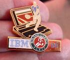 PIN'S TENNIS ROLAND GARROS IBM 1998 ARTHUS BERTRAND