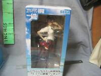 Neon Genesis Evangelion Japan Anime Boxed Figure Mari School Girl w/Glasses
