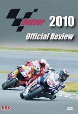 MotoGP 2010 Official Review DVD. 180 Min. JORGE LORENZO. FREE SHIPPING SRO D4685