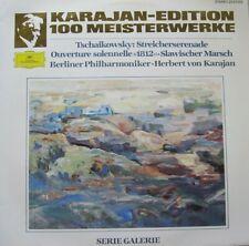 KARAJAN-EDITION - 100 MEISTERWERKE - LP - SERIE GALERIE