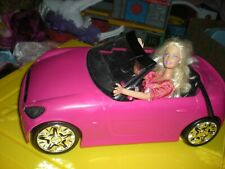 ~Barbie Sports Car And Doll.10.99
