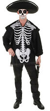 MEXICAN MEXICO SKELETON PONCHO WESTERN COSTUME SERAPE BLANET DAY OF THE DEAD