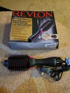 Revlon PRO Collection Salon One Step Hair Dryer and Volumizer Brush (F1)