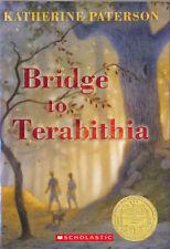 Bridge to Terabithia by Katherine Paterson (paperback) **BRAND NEW**