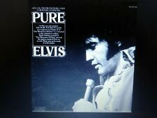 ELVIS PRESLEY RARE OUR MEMORIES OF PURE ELVIS WHITE LABEL PROMO LP VOL.2 NM