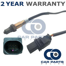 LAMBDA OXYGEN WIDEBAND SENSOR FOR VW EOS 3.2 V6 (2006-) FRONT RIGHT 5 WIRE