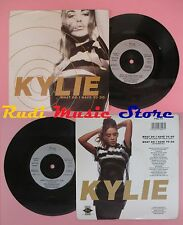 LP 45 7'' KYLIE MINOGUE What do i have to do 1991 france PLW 72 no cd mc dvd