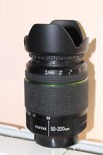 Zoom SMC Pentax DA 50-200 mm WR (tropicalisé)