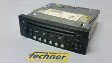 Radio Peugeot 307 2006 965913997 7 Blaupunkt CD Player