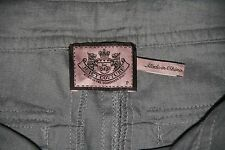 Juicy Couture Gray Straight Leg Cargo Pants (Size P)