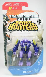 "Transformers Prime Beast Hunters Legion BLIGHT 3"" Predacon toy action figure NEW"