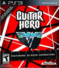 Guitar Hero: Van Halen PS3 New Playstation 3