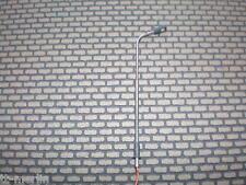 5 Stück Straßenlampen Peitschenlampen mit LEDs für 12- 18 V  Höhe 8,3 cm