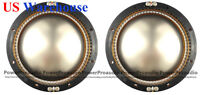 2Pcs Replacement Diaphragm for JBL 2450 2450H 2445 2446 2447 H 8 ohm US shipping