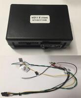 Car Decoder Adapter for Fiber Optic Sound System for Mercedes Benz E-W211 CLS SL