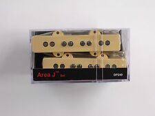 DiMarzio Area J Bass Set Creme DP 249