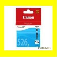 Original Cartouche Canon PIXMA CLI 526 cyan IP4850 4950 IX6550 MG5250 5350 6150