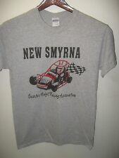 New Smyrna Florida USA QMRA Quarter Midgit Racing Association 2012 Car T Shirt S