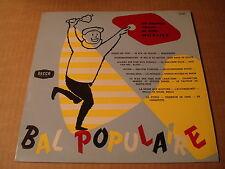 """10"""" LP DECCA / LES GRANDES ORGUES DE FOIRE MORTIER - BAL POPULAIRE VOL. 6"""