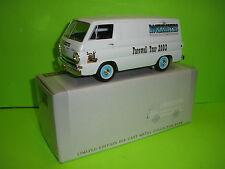 1964 DODGE A100 VAN ROCKSMITHS FAREWELL TOUR Tombstone AZ Liberty Classics 1:25