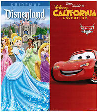 Disneyland/CA Adventure Guides March 18-24, 2013 w/schedules