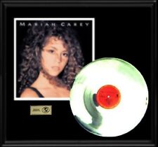 MARIAH CAREY SELF TITLED DEBUT RARE GOLD RECORD PLATINUM  DISC LP ALBUM