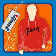 FELPA CAPPUCCIO GIBSON 1 PERSONALIZZATA