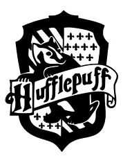 Harry Potter Hufflepuff  Decal / Sticker