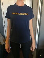 POLICE ACADEMY Movie promotional t-shirt 1984