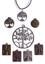 Tree Of Life Positive Energy Good Health Symbol Hippie Pendant Necklace Jewelry